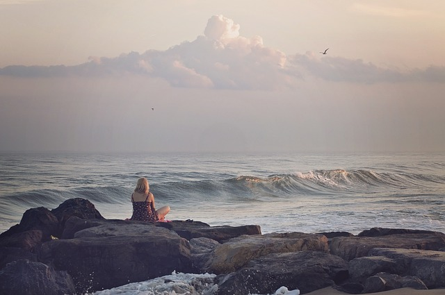 Le littoral est propice à la détente de l'esprit